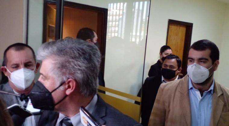 Giuzzio desea US$ 130 millones para seguridad y pide prudencia ante propuesta de pena de muerte