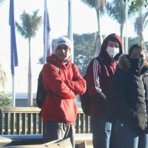 Día frío a cálido anuncian hoy
