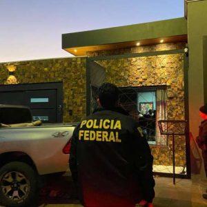 Polícia Federal deflagra Operação Eventus contra facção criminosa