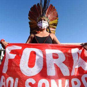 Atos pelo impeachment de Bolsonaro ocorrem em 261 cidades do Brasil e exterior
