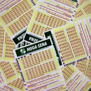 Ninguém acerta as seis dezenas da Mega-Sena e prêmio acumula