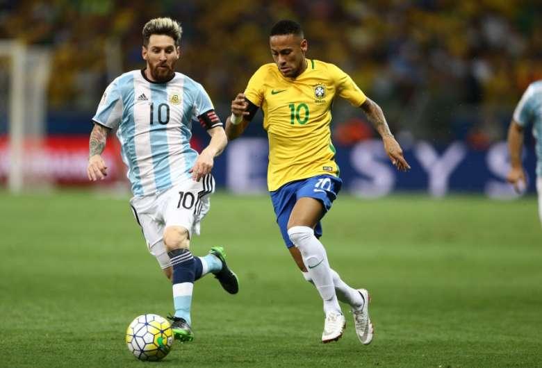 Brasil e Argentina decidem a Copa América neste sábado