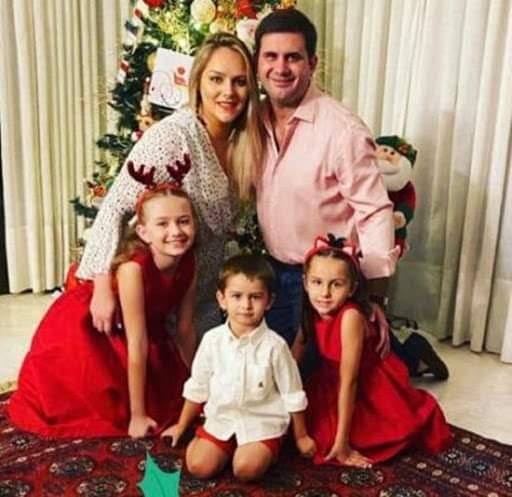 MIAMI.que encontraron los cuerpos de Luis Pettengill, Sophia López Moreira y uno de los hijos menores.