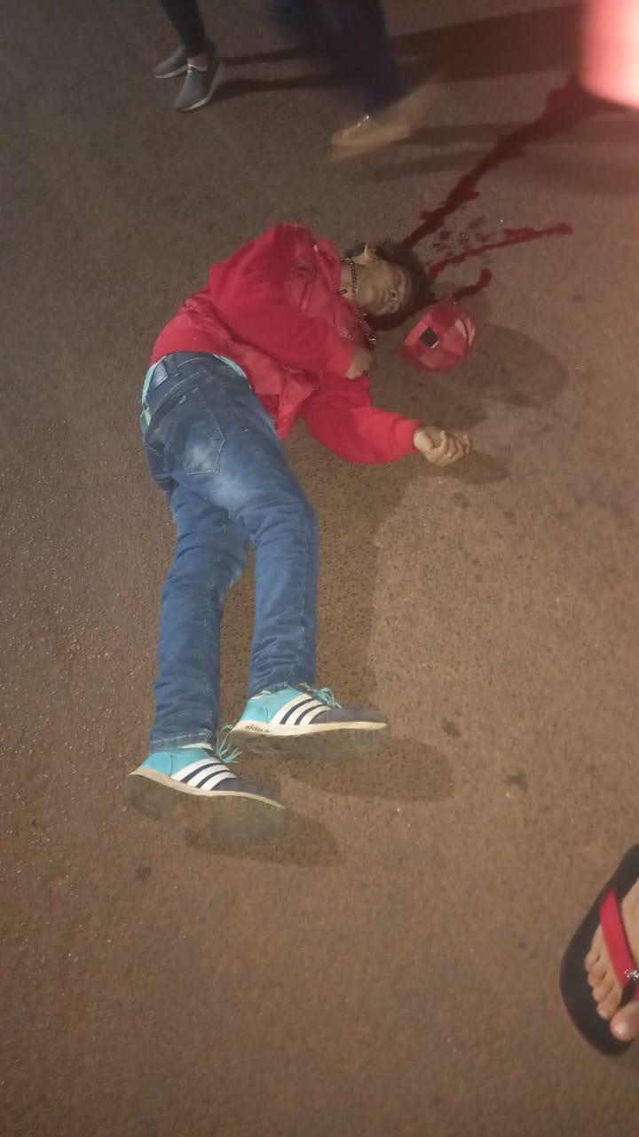 Um morto outro ferido em Antônio João!!MS!!!