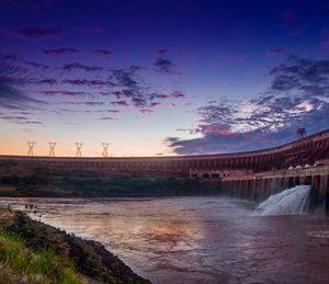 Itaipu proveyó 7.719 Gwh de energía eléctrica al Paraguay durante el primer semestre del 2021