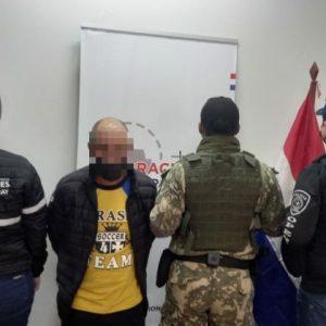 Expulsan a brasileño requerido en su país por homicidio y tráfico de drogas