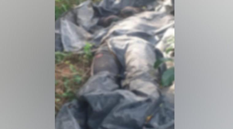 Hallan cadáver en patio baldío que sería de joven desaparecido hace 1 mes