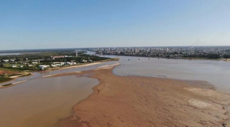 Crisis de los ríos Paraná y Paraguay seguirá al menos hasta setiembre