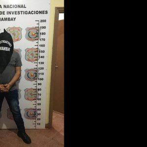 Acusado de roubar cassino, agente penitenciário é preso na fronteira de MS
