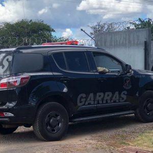 Um é preso pelo Garras em Campo Grande em operação contra tráfico em MS