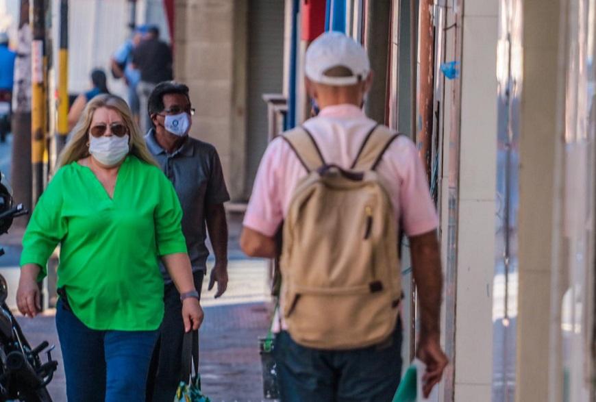 HOY. Coronavirus: Salud Pública registró 1.716 nuevos contagios y 122 muertes