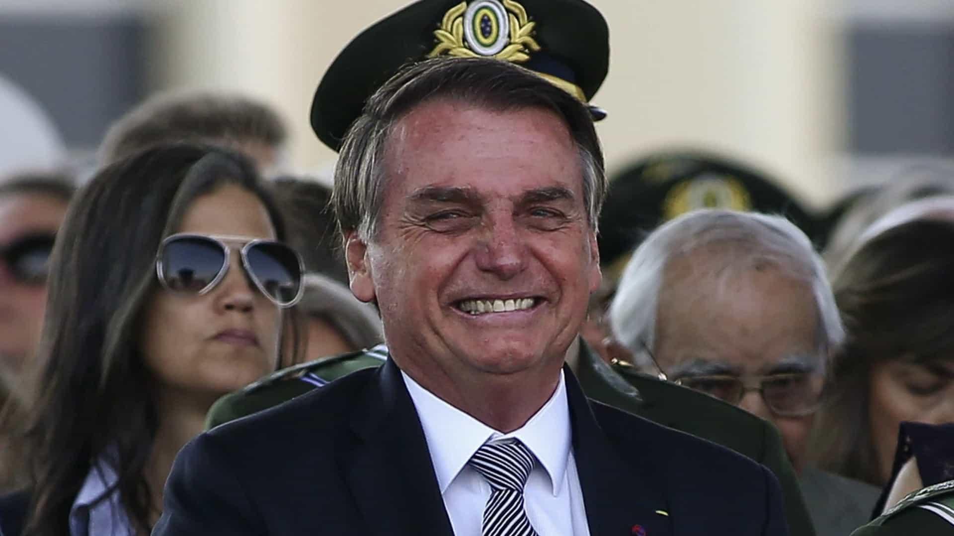 Caguei para a CPI, não vou responder nada, diz Bolsonaro sobre carta de senadores