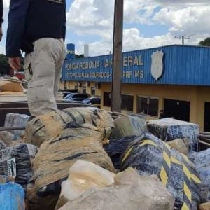 Polícia de MS faz a maior apreensão de drogas da história do país