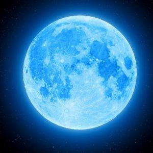 La única Luna Azul del 2021 será vista este mes
