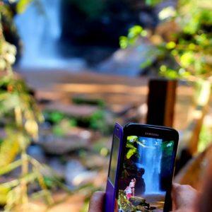 CHAKURRU.Naturaleza. A 15 kilómetros de la capital de Amambay