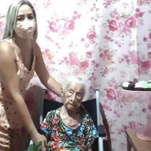 Maranhense faz 120 anos e família pede reconhecimento do Guinness