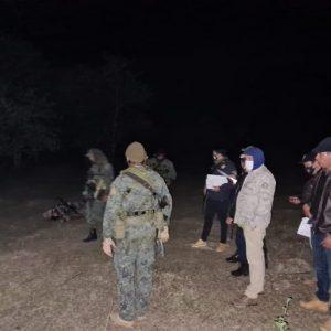 Confirman dos personas abatidas en enfrentamiento en Horqueta
