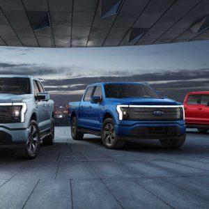 Ford vai dobrar a produção da F-150 elétrica: muitos pedidos