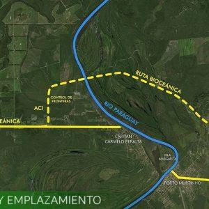 Azambuja confirma segunda ponte da Rota Bioceânica