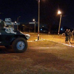 La Policía Nacional frustró este jueves un intento de fuga en la Penitenciaría Regional de Pedro Juan Caballero en el Departamento de Amambay.