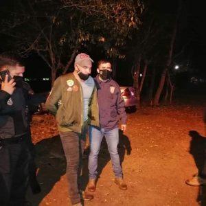 Detuvieron en Torín a uno de los presuntos asesinos de los policías muertos en el Este.