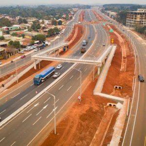 Duplicación de la Ruta PY02: habilitarán al tráfico primera fase de la travesía de Caaguazú, tramo 5.2
