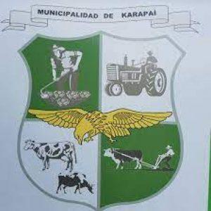 Hurtan objetos de la Municipalidad de Karapaí y la incendian parcialmente