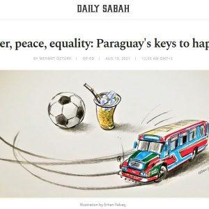 Jornal turco analisa por que Paraguai tem o povo mais feliz do mundo