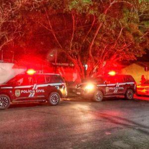 Polícia prende grupo de traficantes que usavam tornozeleira eletrônica