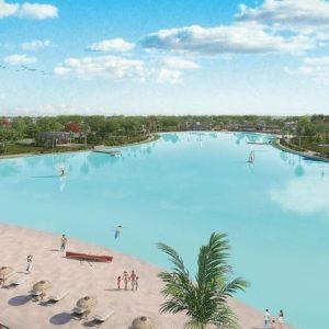 Una isla urbana en Luque: Aquaterra ya comercializó el 60% de la totalidad del barrio cerrado