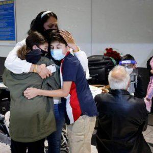 Argentina habilita el ingreso de extranjeros familiares de argentinos