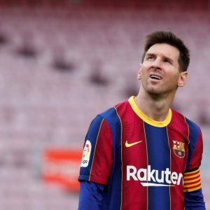 El Barcelona anuncia que Lionel Messi no seguirá en el club catalán
