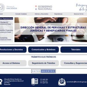 Entidades financieras pueden solicitar usuarios de acceso remoto a registros