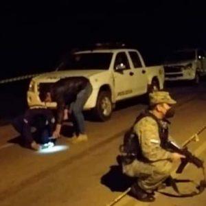 Confirman tercer fallecido (dos policías y un guardia