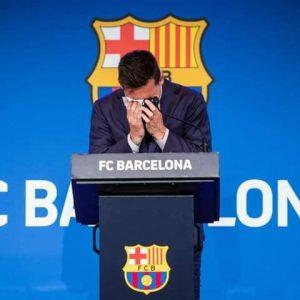 """Leo Messi, tras su adiós del Barcelona: """"Es muy difícil para mí, no estaba preparado"""""""