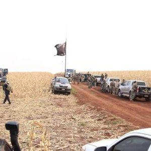 Paraguay y Brasil inician operación antidrogas en Amambay.