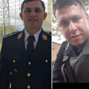 Policías fallecen baleados en Ciudad del Este