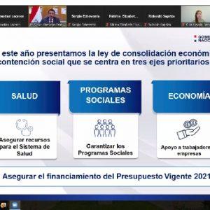 La recuperación económica del país requiere de reformas estructurales, señala ministro