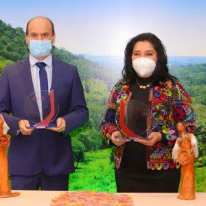 Distinguen a la ministra de Turismo con el «Premio Excelencia Asatur 2021»