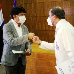 Nuevas autoridades apuntan a mejor presupuesto y fortalecer formación académica de médicos