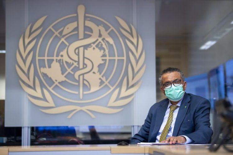 OMS: Casos de Covid-19 se duplicaron en gran parte del mundo en último mes