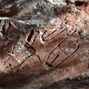 Incendios: arte rupestre corre peligro, advierte pueblo Paĩ Tavyterã