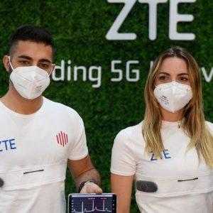 Empresa desenvolve camiseta compatível com 5G que promete salvar vidas