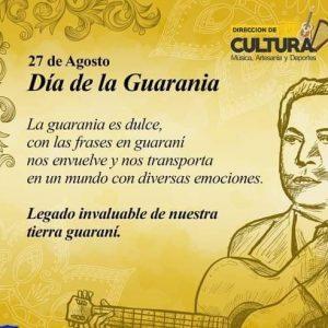 La SNC y la OSN celebrarán el Día de la Guarania