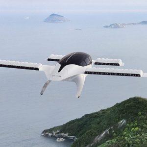 Azul investe mais de R$ 5 bilhões em carro voador elétrico para competir com helicópteros