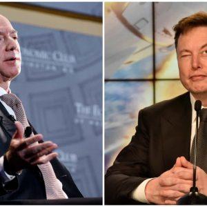 """Elon Musk: """"Trabalho de Jeff Bezos é processar a SpaceX"""""""