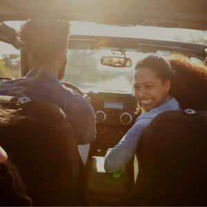 Covid-19: Como evitar ser infectado ao dividir o carro com outras pessoas