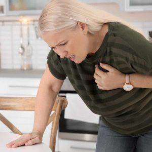 Covid: Indivíduos em risco de enfarte nas 2 primeiras semanas da doença
