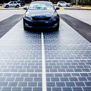 Rodovia produzirá até 44 megawatts de energia com vibrações de carros e pessoas