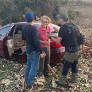 Policía rescata a mujer secuestrada en Mbaracayú